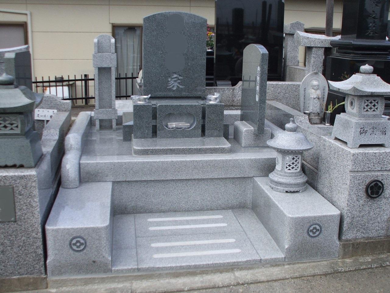 6尺×7尺位牌型墓地