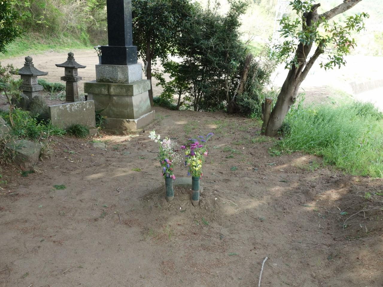 3.7×4.2横型墓地敷地