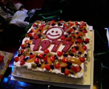 1977誕生会