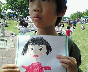 青年部広場2007春3