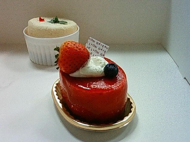 伊香保ケーキ